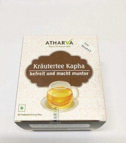 Ayurvedischer Kräuter Tee Kapha