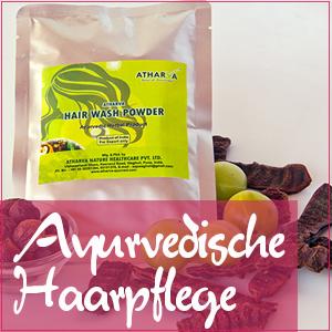 Atharva - Ayurvedische Haarpflege