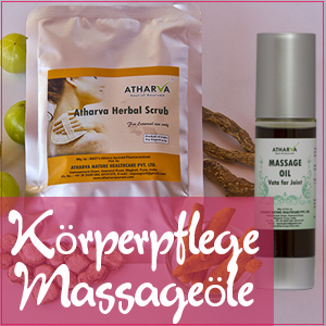 Atharva Körperpflege & Massage